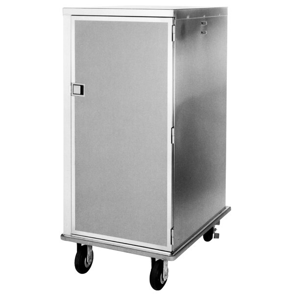 Lakeside 831 Premier Series Stainless Steel Tray Cart - 18 Tray Capacity Main Image 1