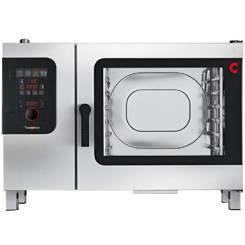 Convotherm C4ED6.20EB Full Size Electric Combi Oven with easyDial Controls - 240V, 3 Phase, 19.3 kW