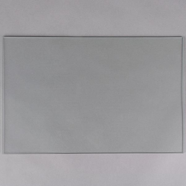 """Avantco HDSP4L 17 5/8"""" x 11 1/4"""" Glass Panel"""
