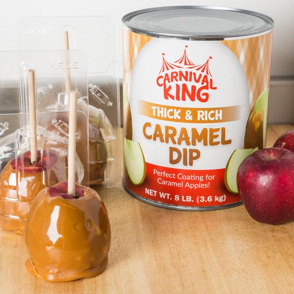 Carnival King Caramel Dip #10 Can - 6/Case