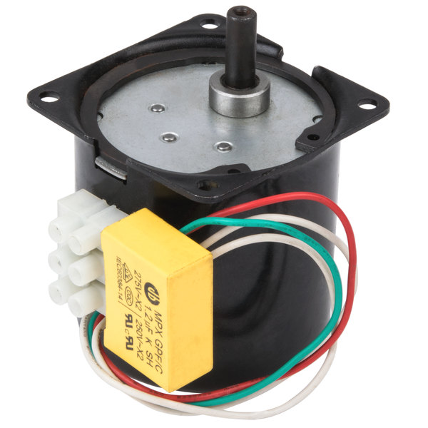 Grand Slam PHDRGMTR Replacement Motor for HDRG12 and HDRG24 Hot Dog Roller Grills