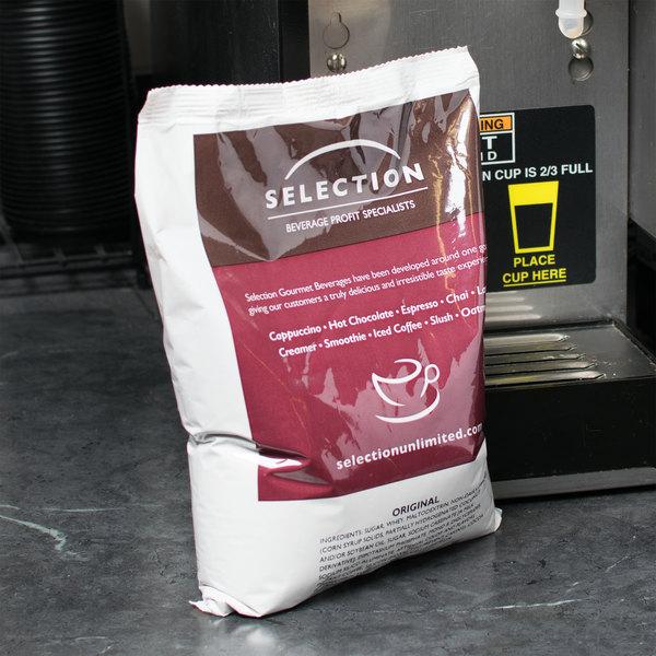 2 lb. Original Cappuccino Mix