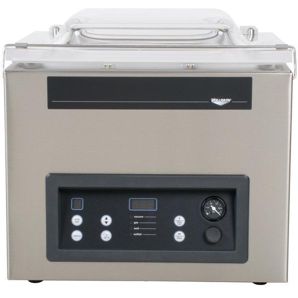 "Vollrath 40833 Large Vacuum Packaging Machine with Dual 16"" Sealing Bars"