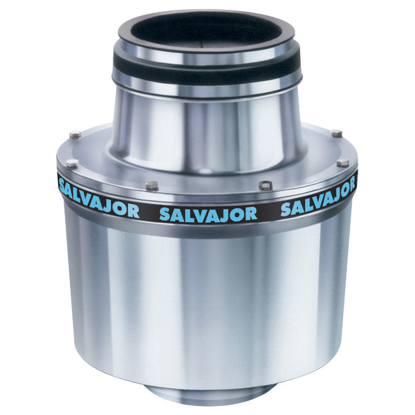 Salvajor 100 Commercial Garbage Disposer - 230V, 1 Phase, 1 hp Main Image 1