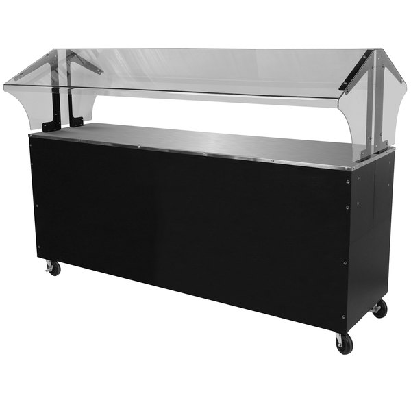 Advance Tabco B5-STU-B-SB Everyday Buffet Solid Top Table with Enclosed Base Main Image 1