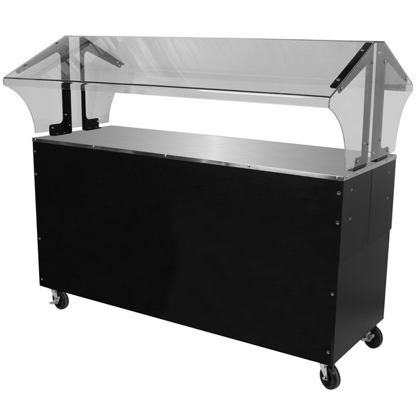 Advance Tabco B4-STU-B-SB Everyday Buffet Solid Top with Enclosed Base