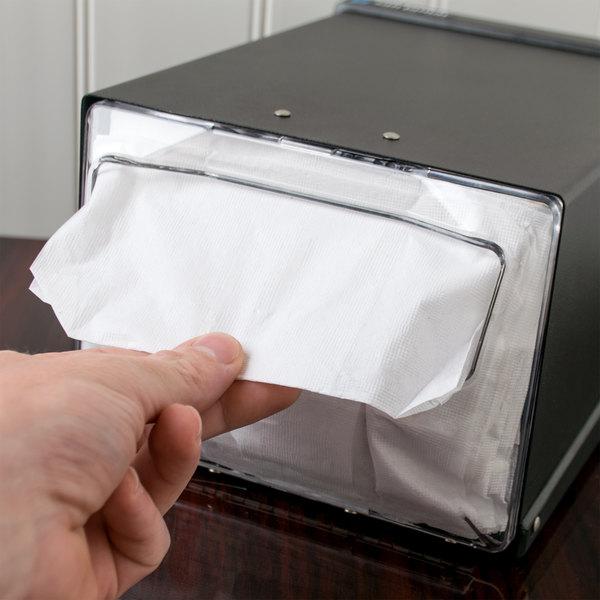 Morcon D1213 Off-Fold Side-Fold Dispenser Napkin - 6000/Case