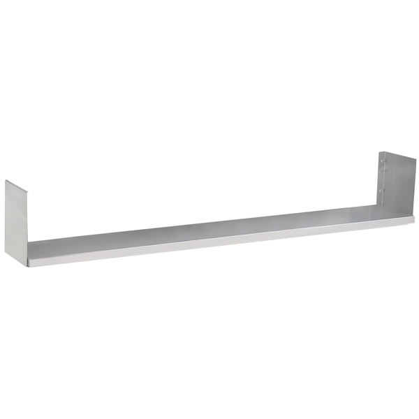 "Advance Tabco TDS-2 Dish Shelf - 31 13/16"" x 7"" Main Image 1"
