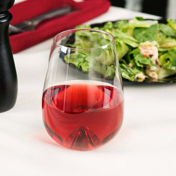 Stolzle 1040012T Vulcano 16.25 oz. Stemless Wine Tumbler - 6/Pack
