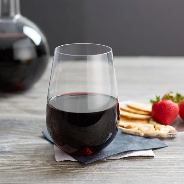 Stolzle 1040022T Vulcano 25 oz  Stemless Wine Tumbler - 6/Pack