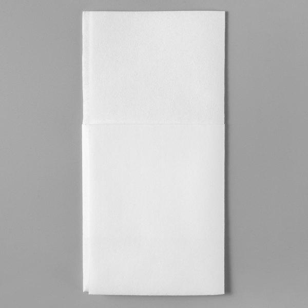 50 LUXURY NAPKINS WHITE SERVIETTES Home, Furniture & DIY
