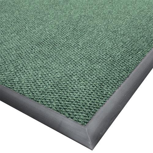 "Cactus Mat 1410M-G35 Ultra-Berber 3' x 5' Sea Green Anti-Fatigue Carpet Mat - 1/2"" Thick Main Image 1"