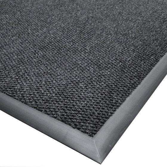 Cactus Mat 1410M-L46 Ultra-Berber 4u0027 x 6u0027 Charcoal Anti-Fatigue Carpet Mat - 1/2  Thick  sc 1 st  WebstaurantStore & Cactus Mat 1410M-L46 Ultra-Berber 4u0027 x 6u0027 Charcoal Anti-Fatigue ...