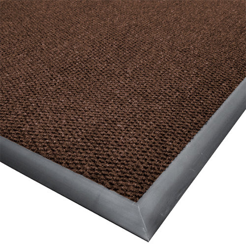 "Cactus Mat 1410M-T35 Ultra-Berber 3' x 5' Autumn Anti-Fatigue Carpet Mat - 1/2"" Thick"