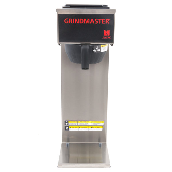 Grindmaster CPO-SAPP Portable Airpot Pourover Coffee Brewer