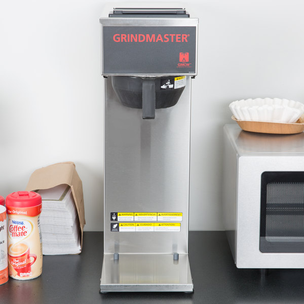 Grindmaster CPO-SAPP Portable Airpot Pourover Coffee Brewer Main Image 10