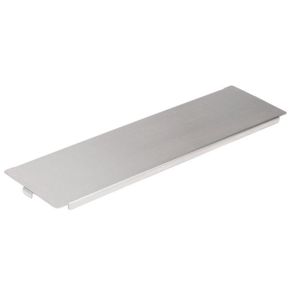 "Avantco 178SCLB90327 12 7/8"" x 3 9/16"" Divider Bar Main Image 1"