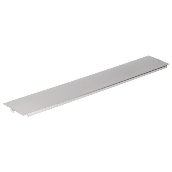 """Avantco 178SCLB90532 20 15/16"""" x 3 9/16"""" Divider Bar"""