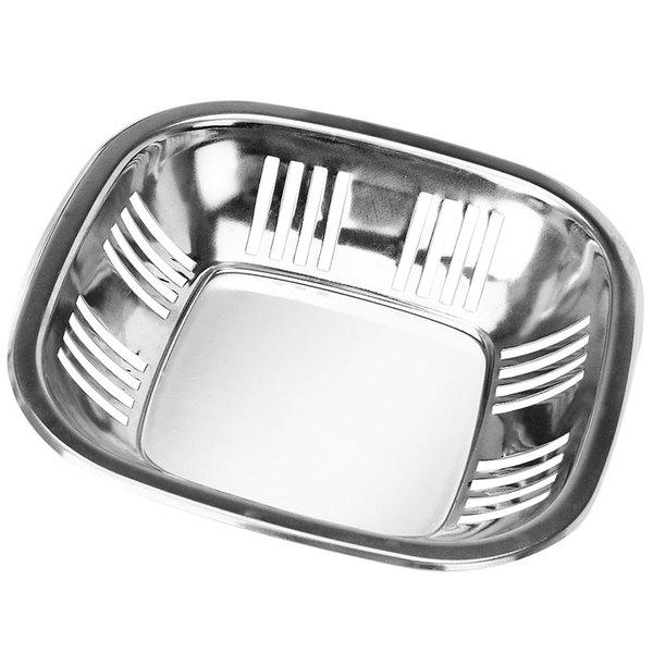Eastern Tabletop 9340 8 X 8 Stainless Steel Serving Platter