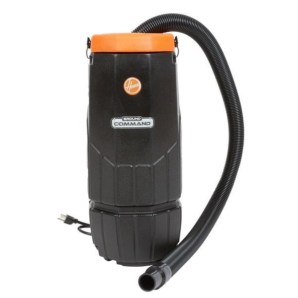 Hoover CH85005 Ground Command HEPA 10 Qt. Backpack Vacuum