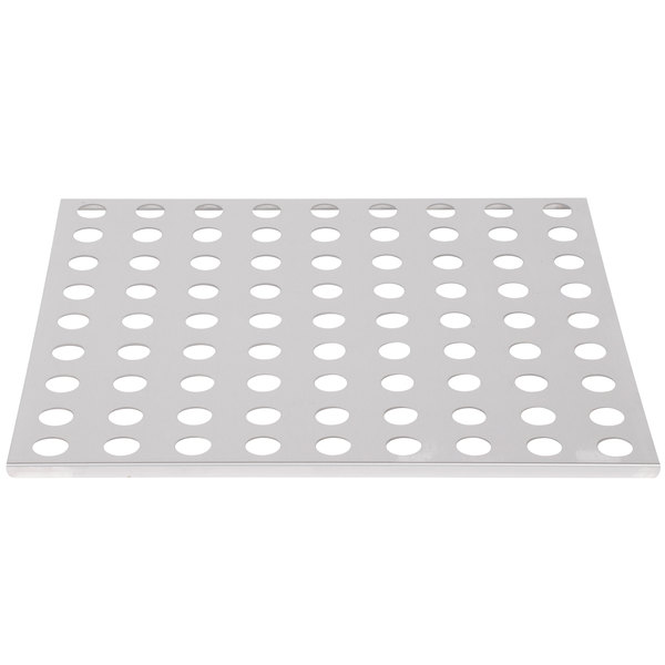 """Cooking Performance Group 01.05.1026210 15 1/4"""" x 13 3/4"""" Replacement Crumb / Sediment Tray"""