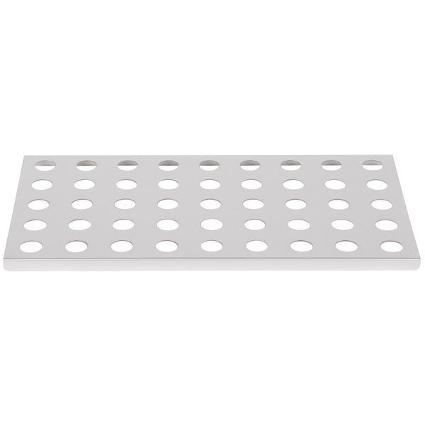 "Cooking Performance Group 01.05.1026472 15 1/4"" x 8 1/8"" Replacement Crumb / Sediment Tray Main Image 1"