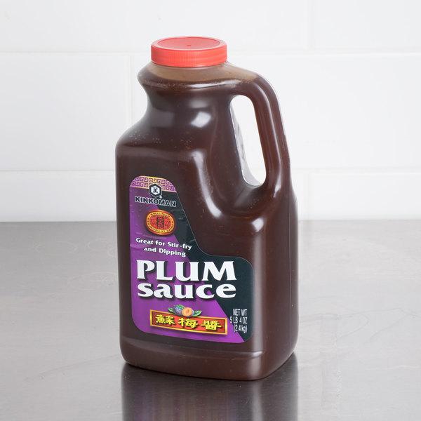 Kikkoman 5 lb. Plum Sauce