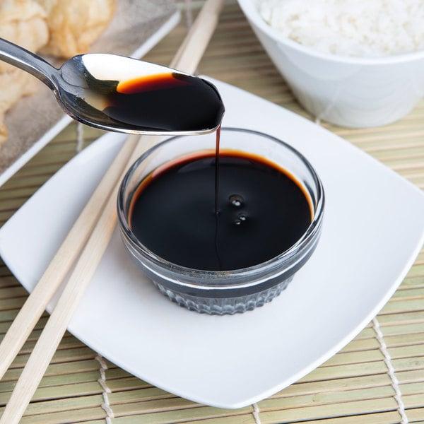Kikkoman Traditionally Brewed Soy Sauce - 5 Gallon Pail Main Image 5
