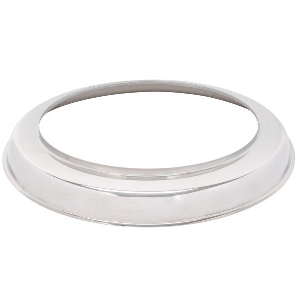 Avantco PS6RING Stainless Steel Adapter Ring for S600 Soup Kettles