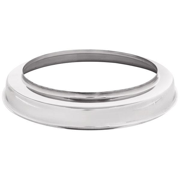 Avantco PW3RING Stainless Steel Adapter Ring for W300 Series Soup Kettles