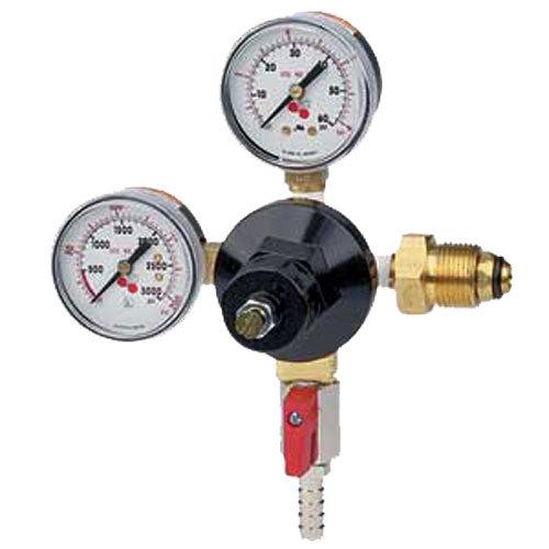 Micro Matic 842N Economy Series Double Gauge Primary Nitrogen Low-Pressure Regulator