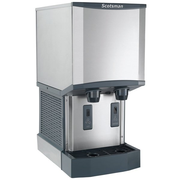 Countertop Ice Maker Watts : HID312A-1A Meridian Countertop Air Cooled Ice Machine and Water ...
