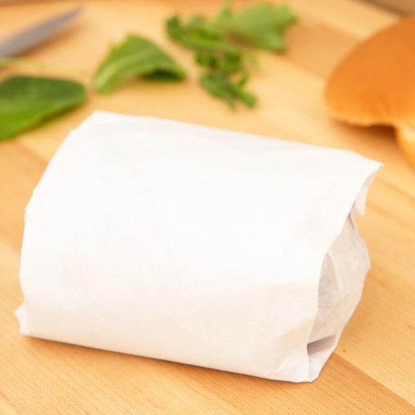 "12"" x 15"" Heavy Duty Dry Wax Paper - 600/Pack"