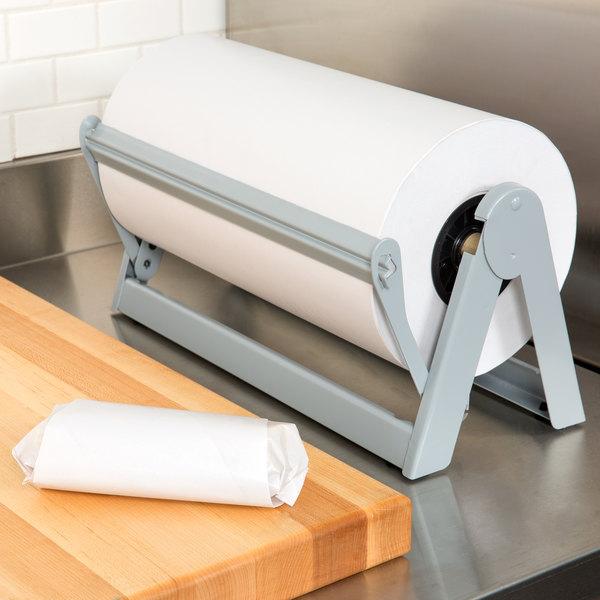 "15"" x 1000' Wet Wax Paper Roll"