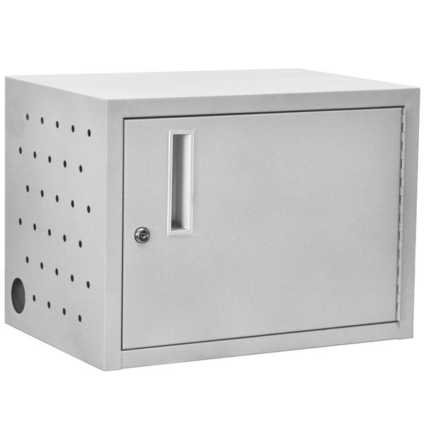 luxor lltmw12g wall mount desktop 12 tablet charging station - Tablet Wall Mount