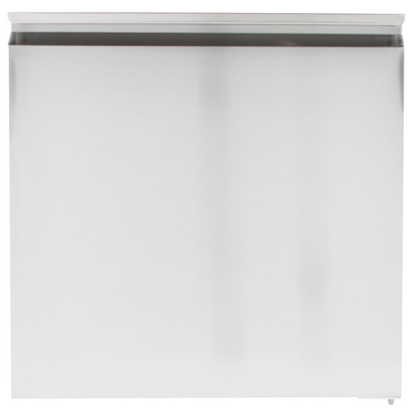 "Avantco 17818567 Solid Right Hinged Door Assembly - 26"" x 2 1/8"" x 26 3/4"""