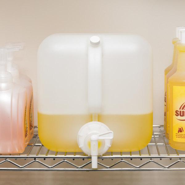 2.5 Gallon Polyethylene Vented Dispensing Container (IMP 7571)