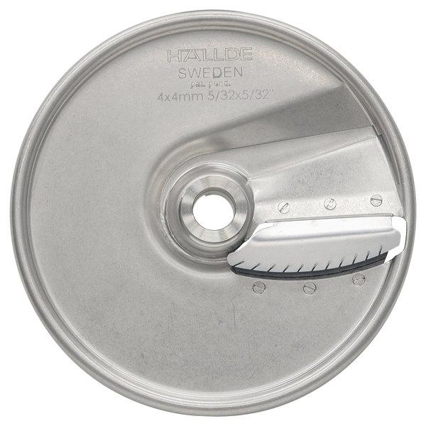 "Hobart 15JUL-5/16-SS 5/16"" Stainless Steel Julienne Plate"
