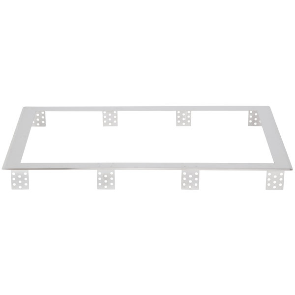 APW Wyott 56431 Wood Mounting Kit for Full Size Drop-In Food Wells Main Image 1