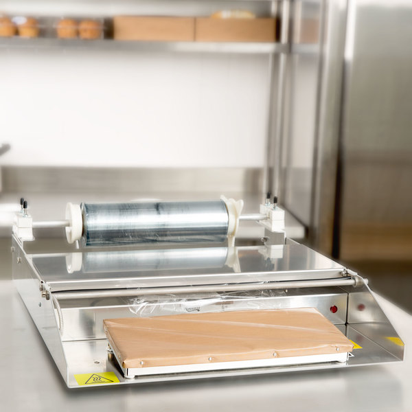 Avantco WM-18 Single Roll Film Wrapping Machine