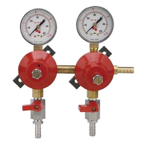 Micro Matic 8022 Economy Series Dual Gauge Secondary CO2 Low-Pressure Regulator