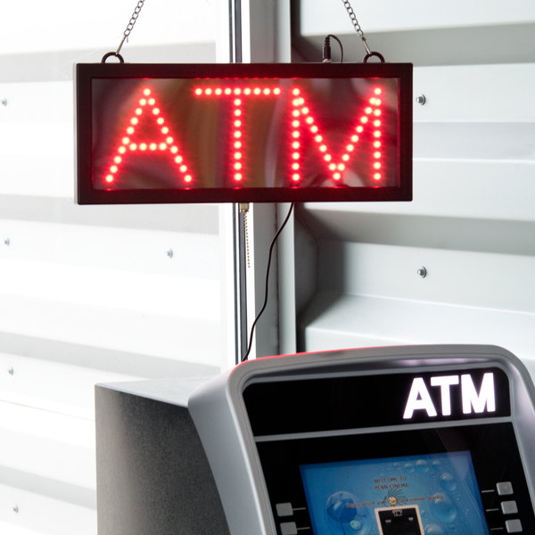 Aarco ATM10S ATM LED Sign Main Image 10