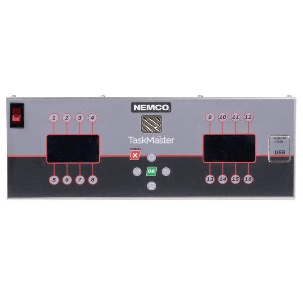 Nemco 2550-16 TaskMaster Digital 16 Channel Commercial Kitchen ...