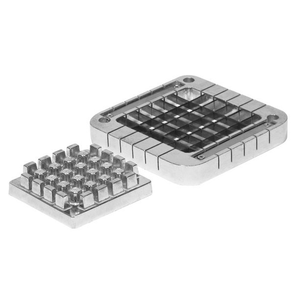 """Choice 1/2"""" Blade Assembly and Push Block for French Fry Cutters"""