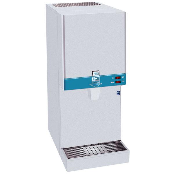 Cornelius IMD-300-15 ASPB 13 lb. Capacity Air Cooled Ice Maker / Dispenser - Push Button Controls