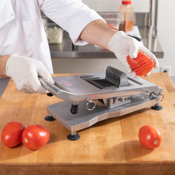 """Nemco 56610-2 1/4"""" Roma Tomato Slicer"""