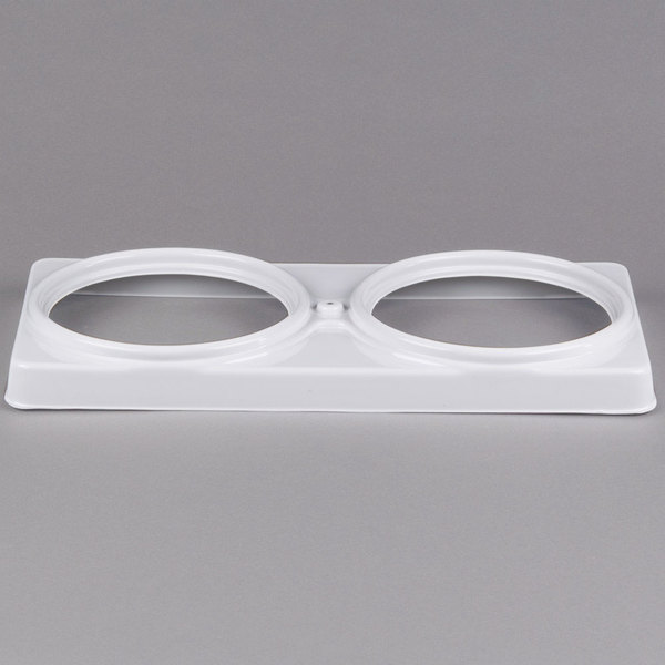 Master-Bilt A060-20301 Can Holders for DD-66 Series Ice Cream Dipping Cabinets Main Image 1