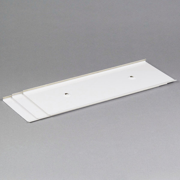 Master-Bilt A059-11150 Frost Shield for DD-26 and DD-26CG Ice Cream Dipping Cabinets Main Image 1