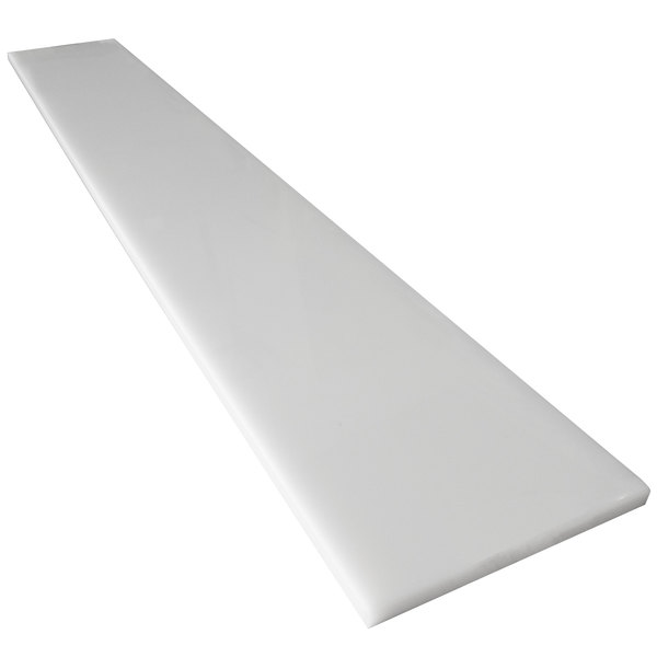 "Continental Refrigerator 5-281 Equivalent 60"" x 9 13/16"" Cutting Board"