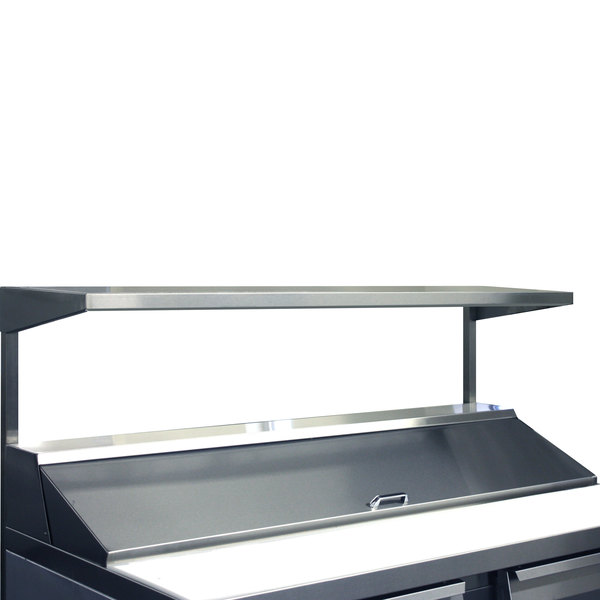 "Continental Refrigerator SOS48 48"" x 16"" Single Overshelf Main Image 1"